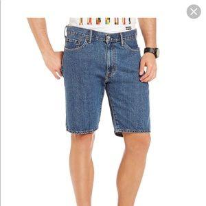 Levi's 505 men's shorts size 34